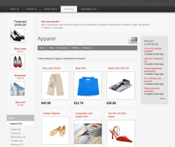 Free Drupal Themes For E Commerce Drupal Free Themes